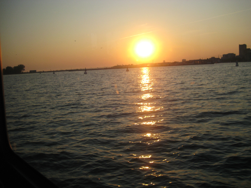 Toronto\'s Sunset