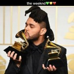 The weeknd gramys