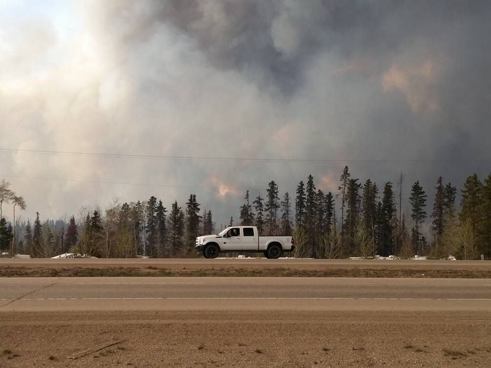 fire fort mac mac